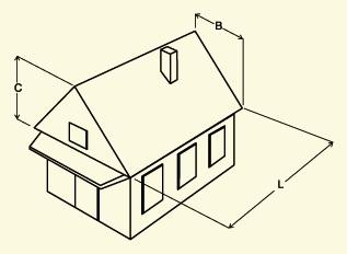 Эффективная поверхность крыши