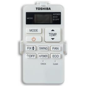 Кондиционер TOSHIBA RAS-07BKVG-EE/RAS-07BAVG-EE (Пульт ДУ)
