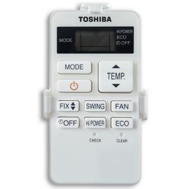 Кондиционер Toshiba RAS-13BKVG-EE/RAS-13BAVG-EE (Пульт ДУ)