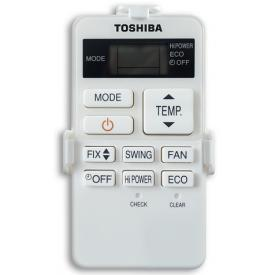 Кондиционер Toshiba RAS-16BKVG-EE/RAS-16BAVG-EE (Пульт ДУ)