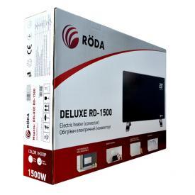 Конвектор электрический RODA Deluxe RD-1500B (Упаковка)