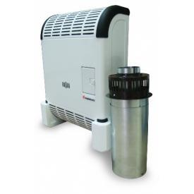 Конвектор газовый FERRAD ACFE5 с вентилятором