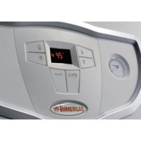 Котел газовый Immergas Mini Eolo 24 3 E (Панель управления)