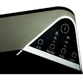 Очиститель-ионизатор воздуха AIC AP1101 черный (панель управления)