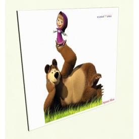 Панель нагревательная керамическая КАМ-ИН Easy Heat Original (Маша и Медведь)