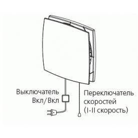 Проветриватель Домовент Соло РА1-35А-9 Р (Управление)