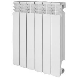 Радиатор алюминиевый секционный RODA RAL96/500