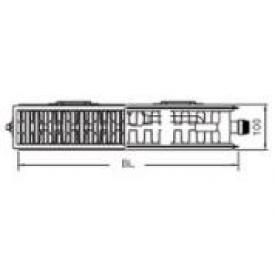 Радиатор стальной панельный KERMI FKO тип 22
