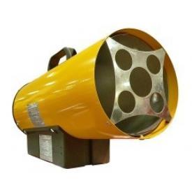 Тепловая пушка газовая MASTER BLP 17M