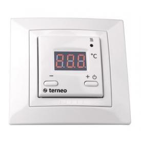 Терморегулятор TERNEO ST (белый)