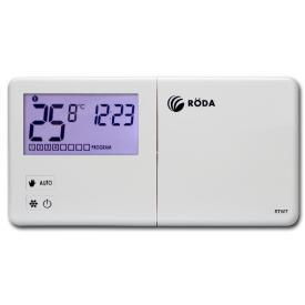 Термостат комнатный программируемый RODA RTW7