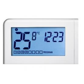 Термостат комнатный программируемый RODA RTW7 (Цвет дисплея)