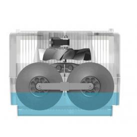 Увлажнитель очиститель воздуха Venta LW15 белый (Принцип работы)