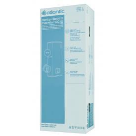 Водонагреватель электрический емкостной ATLANTIC Steatite Essential 100 MP 080 2F-220E-S (1500w) (Упаковка)