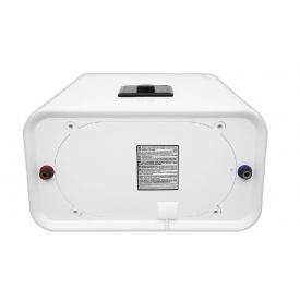 Водонагреватель электрический емкостной ATLANTIC Steatite Essential 80 MP 065 2F-220E-S (1500w) (Вид снизу)