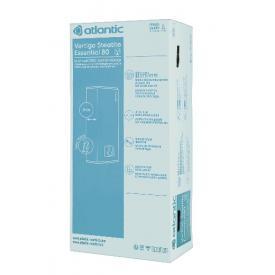 Водонагреватель электрический емкостной ATLANTIC Steatite Essential 80 MP 065 2F-220E-S (1500w) (Упаковка)